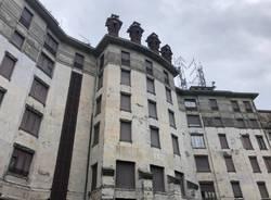 Le telecamere rai al Grand Hotel Campo dei Fiori