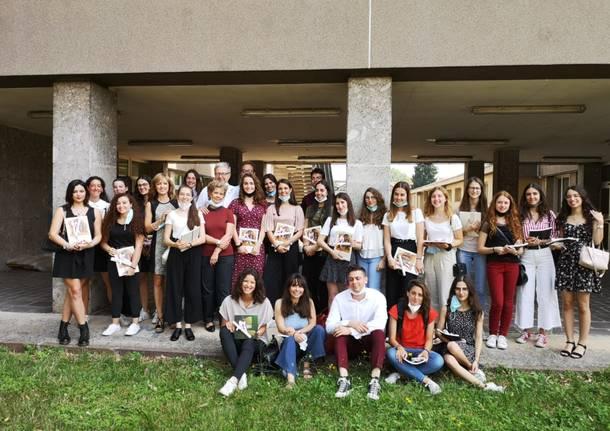 Liceo Galileo Galilei Legnano - Premiazioni maturità 2020