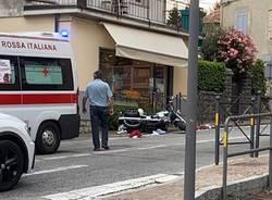 Luvinate - Incidente stradale