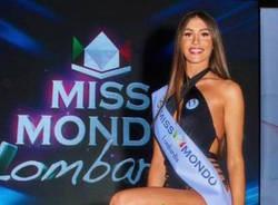 melania ferraro miss mondo lombardia 2020 cardano al campo