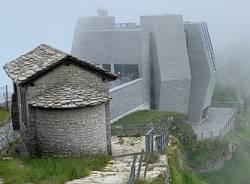 Monte Generoso - La chiesetta restaurata