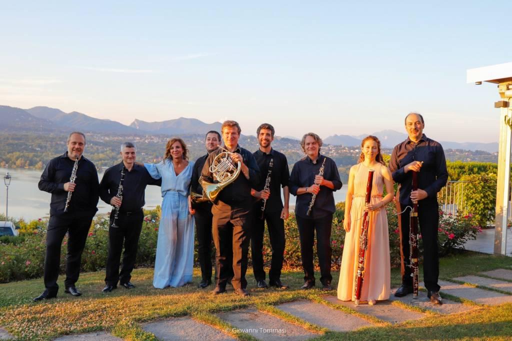 Musica in Villa a Galliate Lombardo
