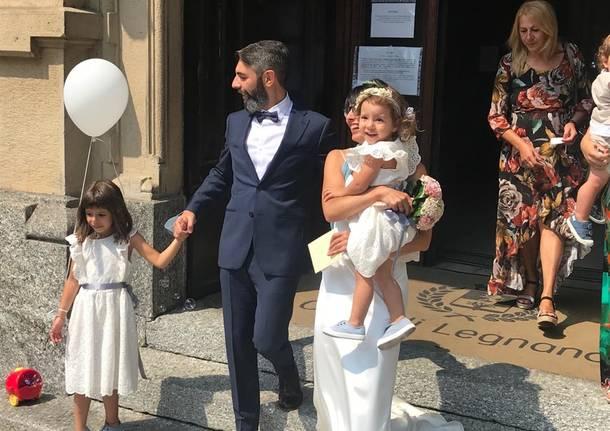Nando e Valeria, sposi l'11 luglio 2020