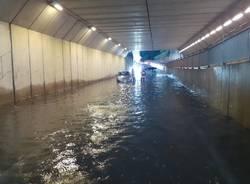 Nubifragio sul Saronnese, la conta dei danni