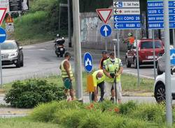 Nuova Esselunga: Si tracciano le rotonde in via Gasparotto
