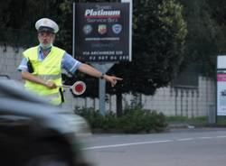 Polizia locale: controlli serali a Saronno
