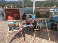 Porto Ceresio - Arte e lago 2020 - foto di Luca Leone e Angela Mami