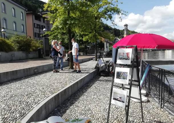 Porto Ceresio: Lago d'Arte 2020