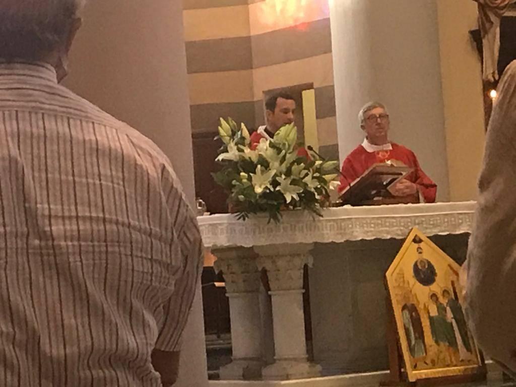 Prima messa don Pietro Piausco