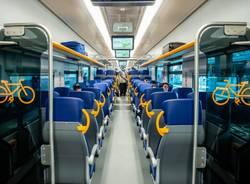Primo viaggio del treno Donizetti