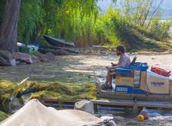 rimozione alghe cazzago brabbia