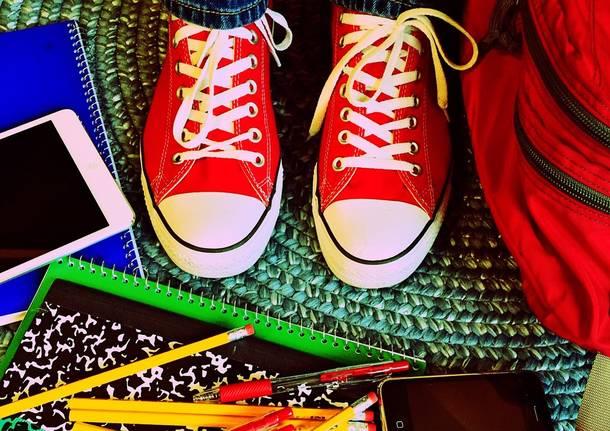 scuola primo giorno