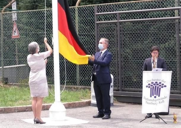 Inaugurazione del semestre tedesco al Jrc di Ispra