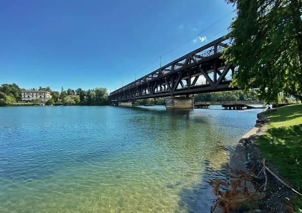 sesto calende ponte ulisse piana
