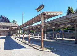 stazione tram ghirla