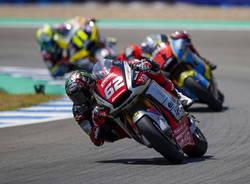 stefano manzi motociclismo motomondiale moto2 mv agusta team forward racing