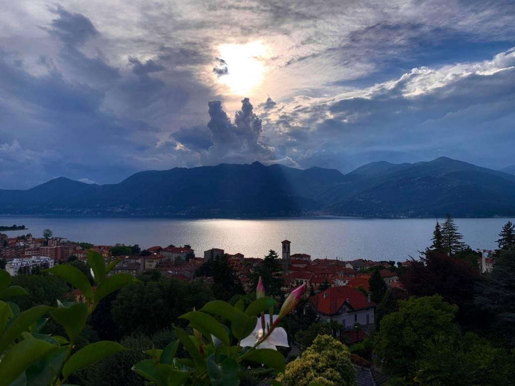 tempoi instabile - scatto sul lago di Elena De Vincenti