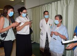 Un rilevatore di vene per la Reumatologia dell'Ospedale di Legnano