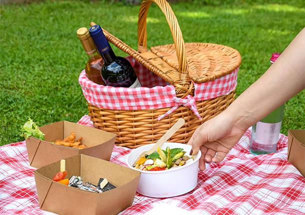 Picnic gourmet nel parco della Cascina Diodona - Cosa Fare a Varese