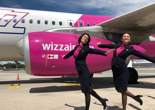 Wizz Air a malpensa