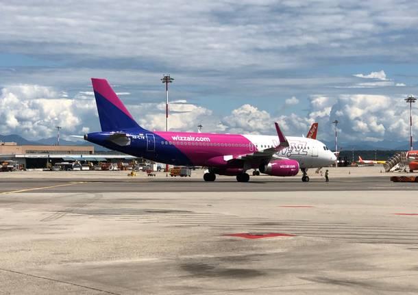 Malpensa, il nuovo hub del sud Europa di Wizz Air