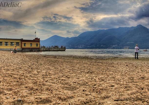 Ammirare il Lago Maggiore da Germignaga