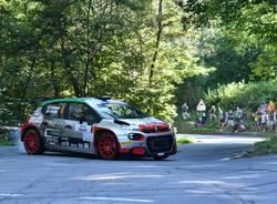 Andrea Crugnola conquista il Rally Ciocco