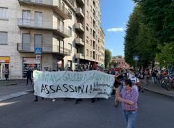 Arriva Salvini, la contestazione degli anarchici si sposta verso Villa Gianetti