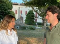 barbara nicolini santagostino giuseppe licata elezioni laveno mombello 2020