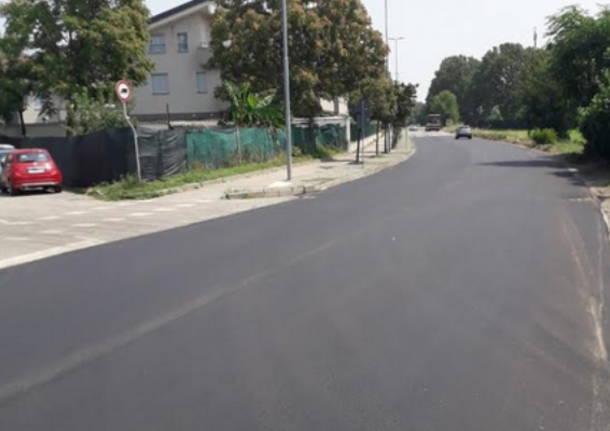 bollate asfaltatura