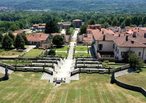 Il fascino di Villa della Porta Bozzolo