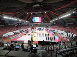Supercoppa: Openjobmetis Varese - EA7 Milano 77-110