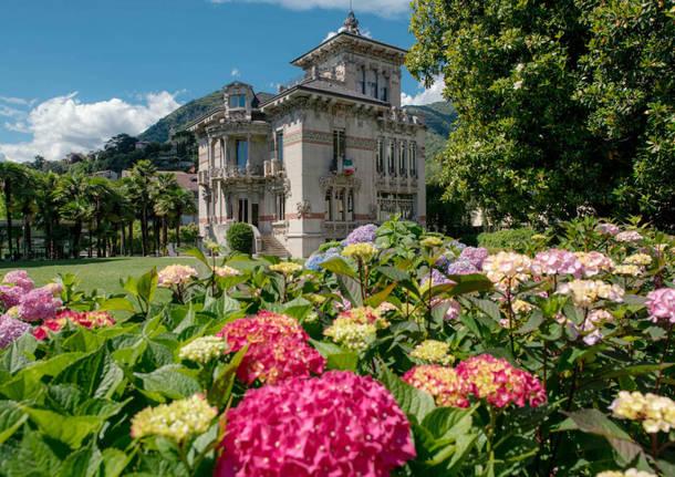 Cernobio - Villa Bernasconi