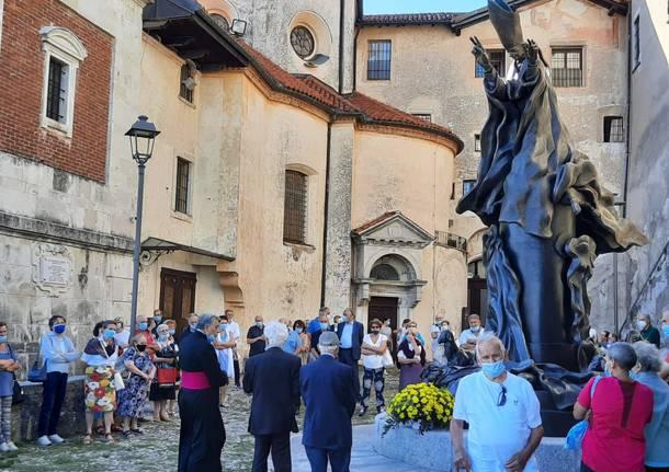 Nel centenario dell'ordinazione di papa Paolo sesto, una messa al Sacro Monte