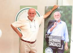 elezioni 2020- presentazione Brumana sindaco