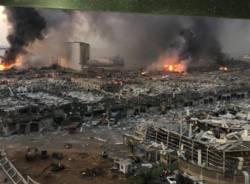 Esplosione Beirut