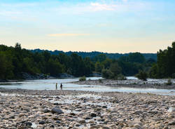 fiume ticino estate 2020 angela visalli