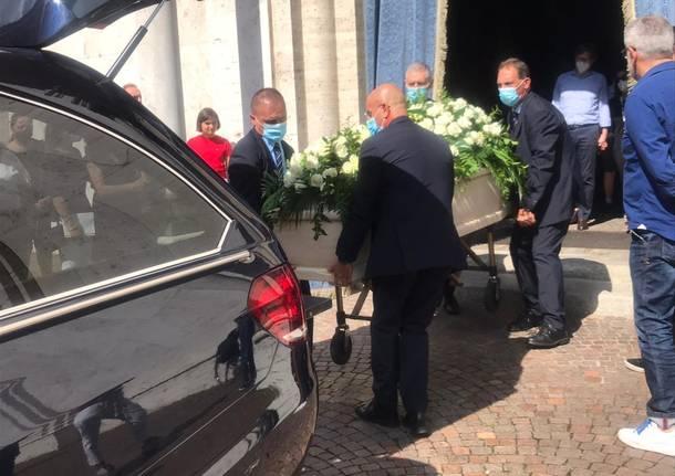 Funerale Bianca Ballabio