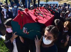 funerale ebru timtik