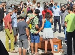 funerale Matteo Pasquetto