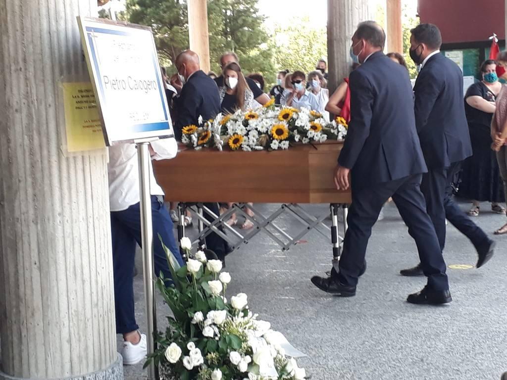 Funerale Pietro Calogero