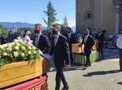 funerali comabbio silvia brocca gianluca pasqualone