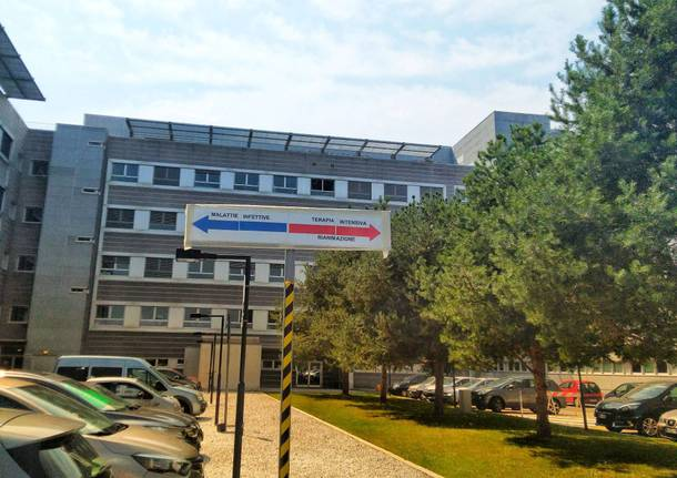 Ospedale Legnano agosto 2020