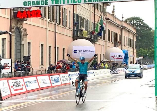Grande Trittico Lombardo 2020 – La corsa