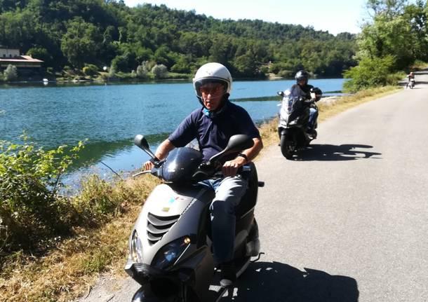 Gruppo moto misto Legnano alla riscoperta del Lago Maggiore