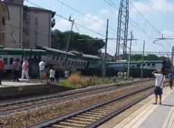 incidente ferroviario carnate usmate 19 agosto 2020