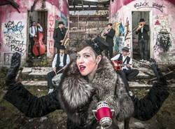 """Lady Dillinger Swing Band"" a Legnano"