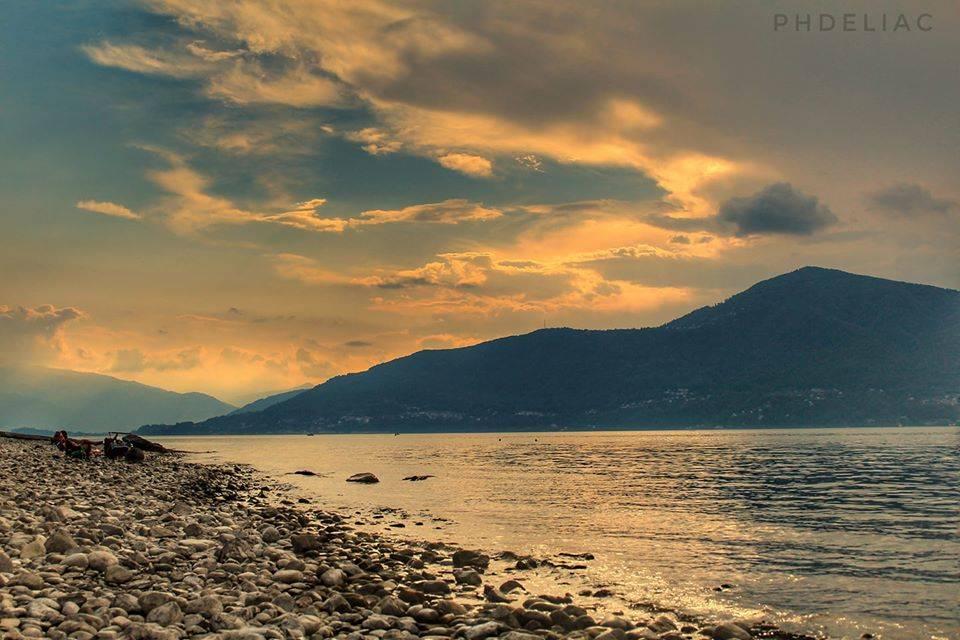 Lago Maggiore Porto Valtravaglia