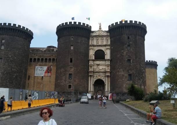 Napoli, il Maschio Angioino - foto di Alessandra Passarello