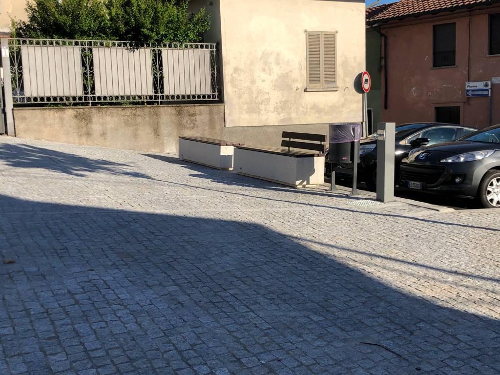 nuova piazza san sebastiano e matteotti